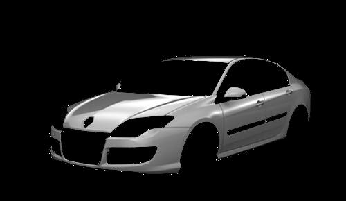 Цвета кузова Laguna Hatchback